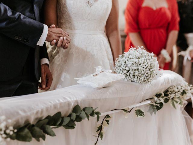 Il matrimonio di Liberato e Chiara a Cellino Attanasio, Teramo 46