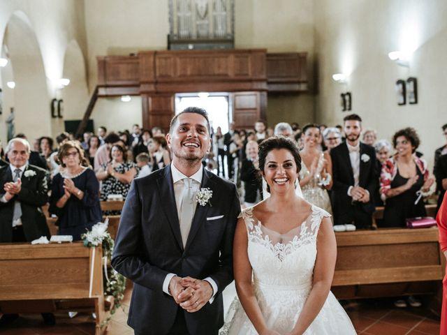 Il matrimonio di Liberato e Chiara a Cellino Attanasio, Teramo 47