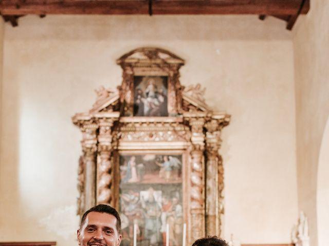 Il matrimonio di Liberato e Chiara a Cellino Attanasio, Teramo 48