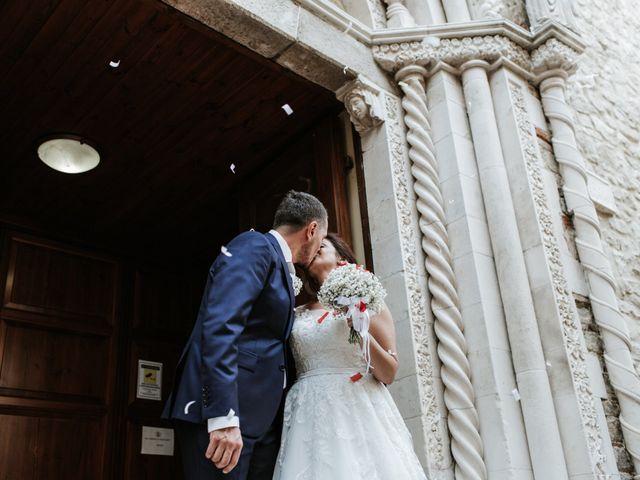 Il matrimonio di Liberato e Chiara a Cellino Attanasio, Teramo 52