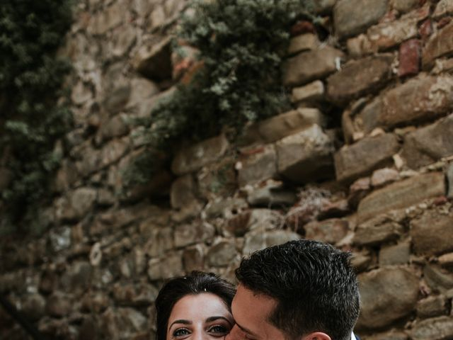 Il matrimonio di Liberato e Chiara a Cellino Attanasio, Teramo 53