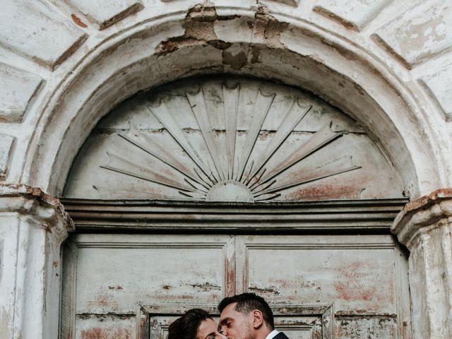 Il matrimonio di Liberato e Chiara a Cellino Attanasio, Teramo 54