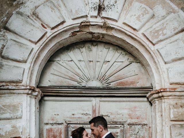 Il matrimonio di Liberato e Chiara a Cellino Attanasio, Teramo 55