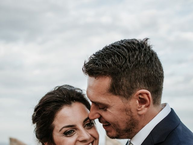 Il matrimonio di Liberato e Chiara a Cellino Attanasio, Teramo 1