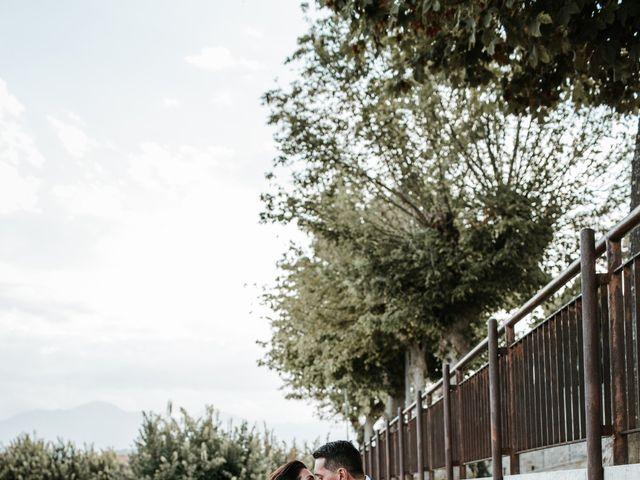 Il matrimonio di Liberato e Chiara a Cellino Attanasio, Teramo 63