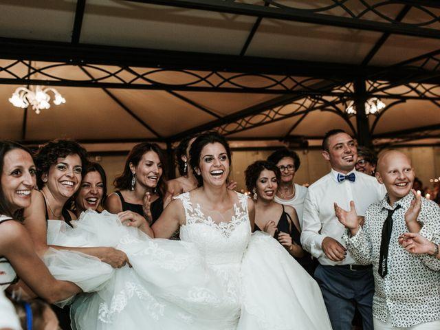 Il matrimonio di Liberato e Chiara a Cellino Attanasio, Teramo 67