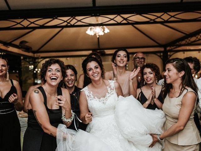 Il matrimonio di Liberato e Chiara a Cellino Attanasio, Teramo 68