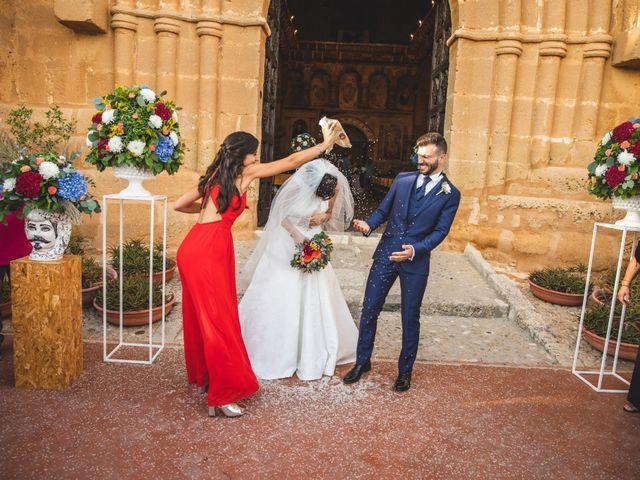 Il matrimonio di Vito e Daniela a Agrigento, Agrigento 36