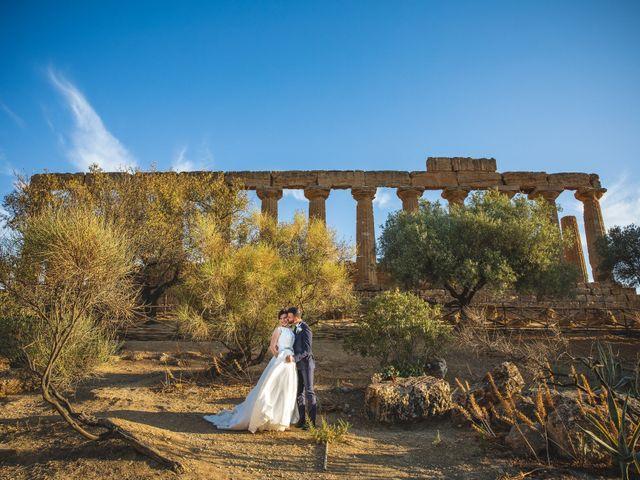 Il matrimonio di Vito e Daniela a Agrigento, Agrigento 38