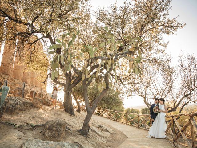 Il matrimonio di Vito e Daniela a Agrigento, Agrigento 46