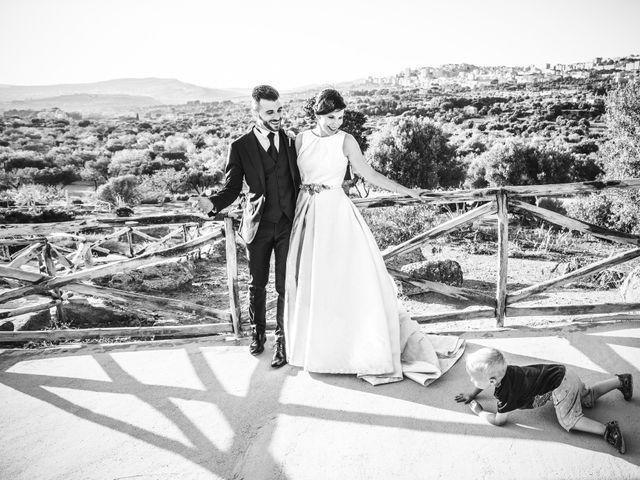 Il matrimonio di Vito e Daniela a Agrigento, Agrigento 48