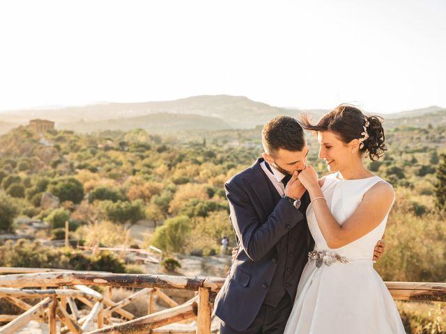 Il matrimonio di Vito e Daniela a Agrigento, Agrigento 49