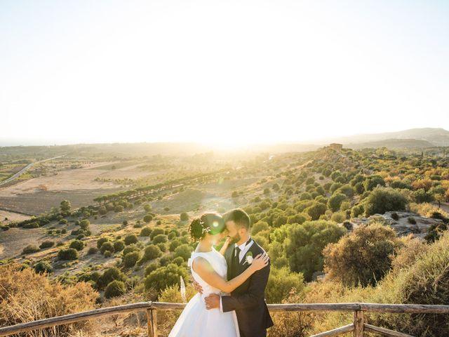 Il matrimonio di Vito e Daniela a Agrigento, Agrigento 56