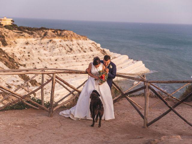 Il matrimonio di Vito e Daniela a Agrigento, Agrigento 61