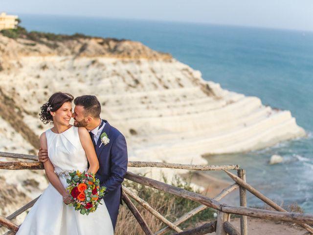 Il matrimonio di Vito e Daniela a Agrigento, Agrigento 62