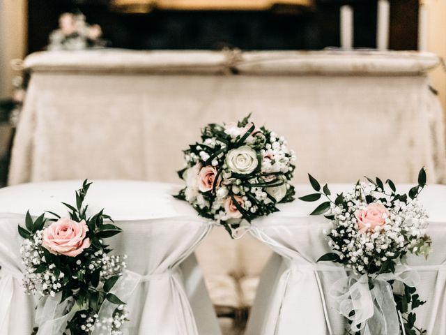 Il matrimonio di Filippo e Jessica a Ostra, Ancona 7
