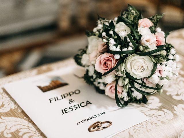 Il matrimonio di Filippo e Jessica a Ostra, Ancona 9