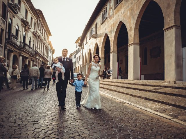 Le nozze di Ahenk e Paolo