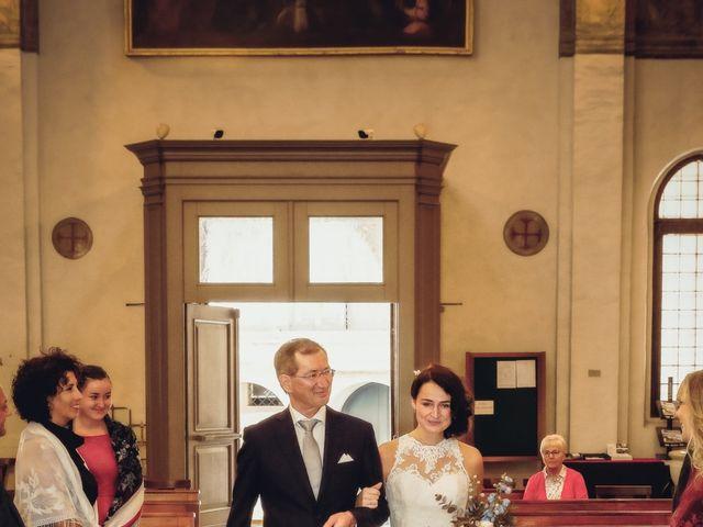 Il matrimonio di Paolo e Ahenk a Conegliano, Treviso 3
