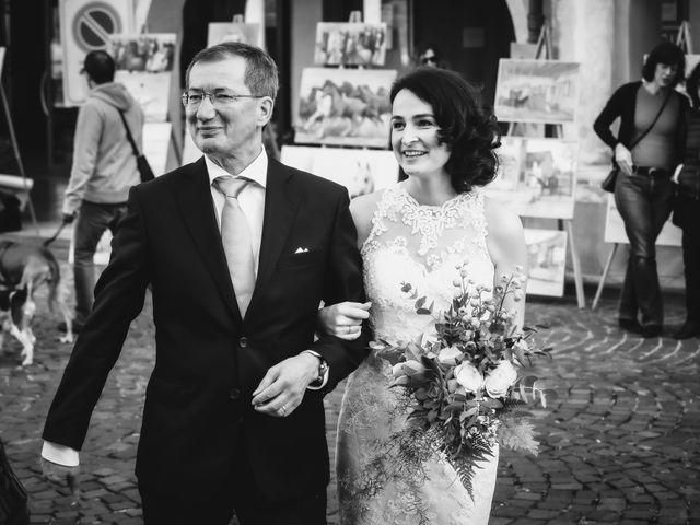 Il matrimonio di Paolo e Ahenk a Conegliano, Treviso 2