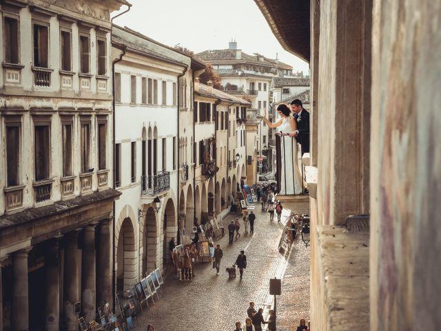 Il matrimonio di Paolo e Ahenk a Conegliano, Treviso 37