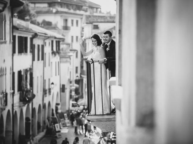 Il matrimonio di Paolo e Ahenk a Conegliano, Treviso 40