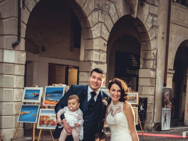 Il matrimonio di Paolo e Ahenk a Conegliano, Treviso 47