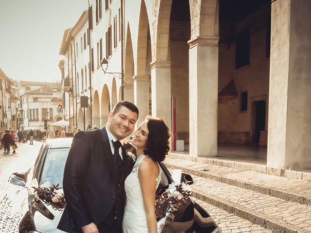 Il matrimonio di Paolo e Ahenk a Conegliano, Treviso 48