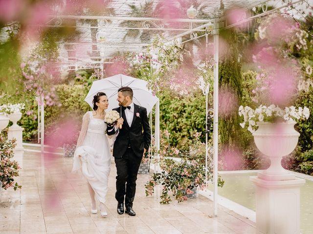 Le nozze di Roberta e Ivan