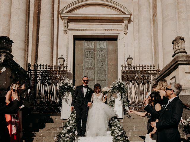 Il matrimonio di Pasquale e Paola a Catania, Catania 25