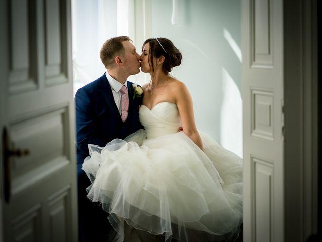 Il matrimonio di William e Nausikaa a Luino, Varese 2