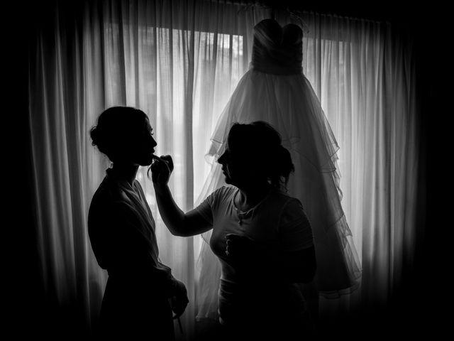 Il matrimonio di William e Nausikaa a Luino, Varese 4