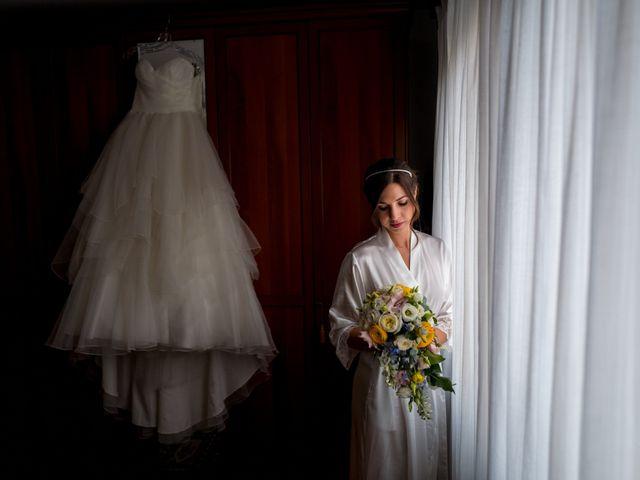 Il matrimonio di William e Nausikaa a Luino, Varese 11