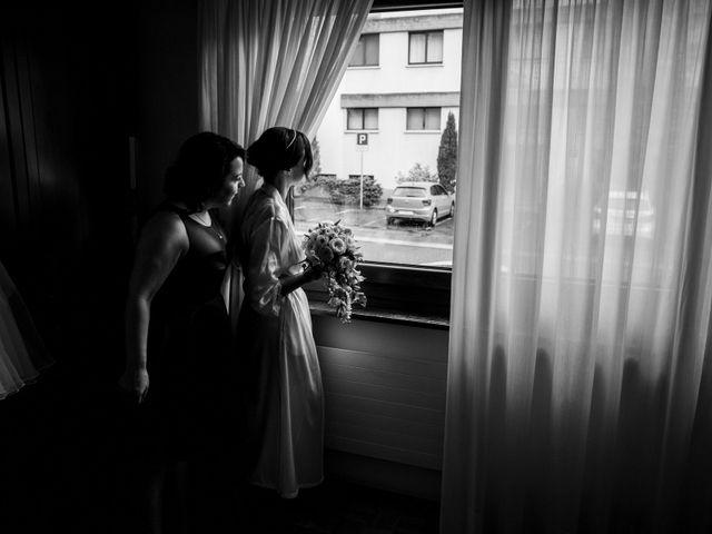 Il matrimonio di William e Nausikaa a Luino, Varese 12