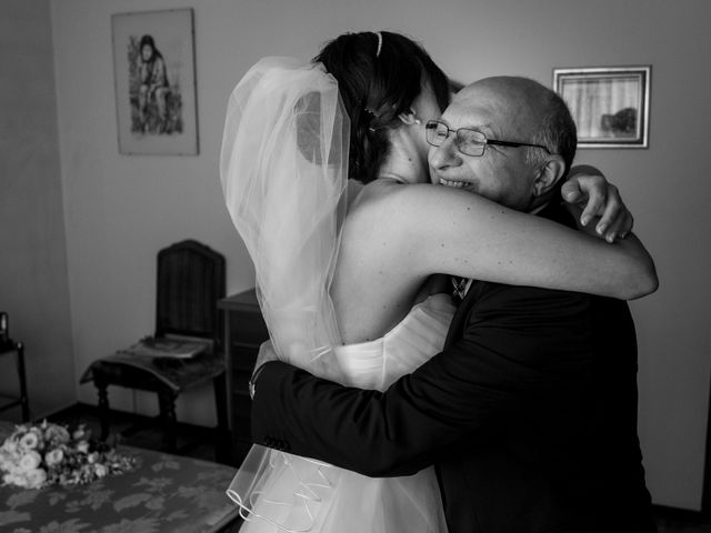 Il matrimonio di William e Nausikaa a Luino, Varese 17