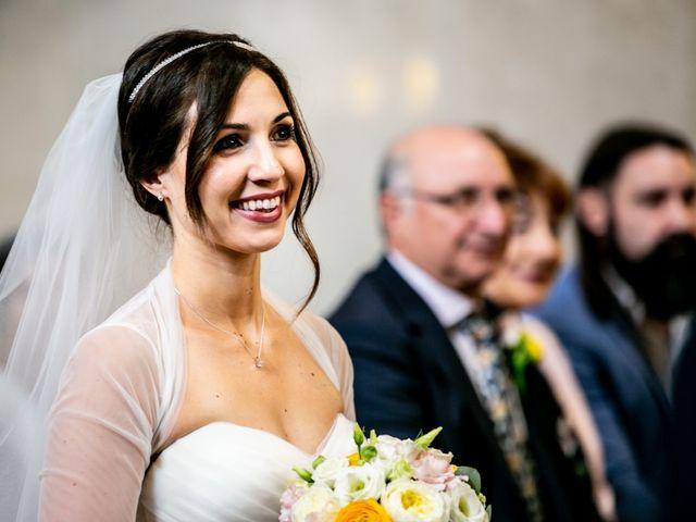 Il matrimonio di William e Nausikaa a Luino, Varese 26