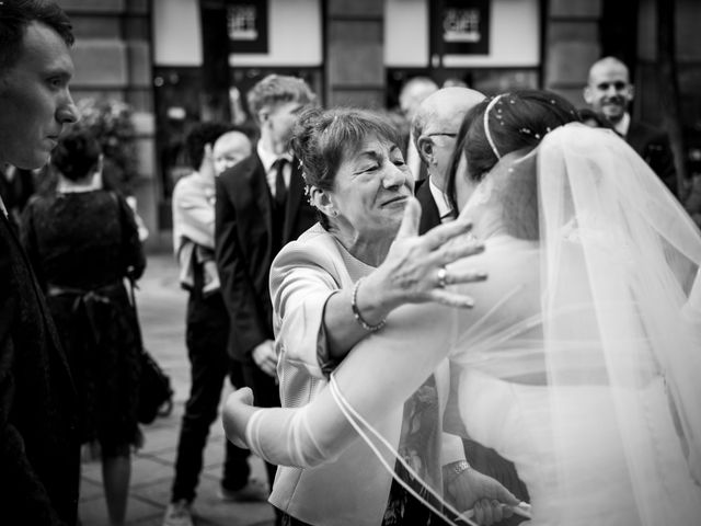Il matrimonio di William e Nausikaa a Luino, Varese 35