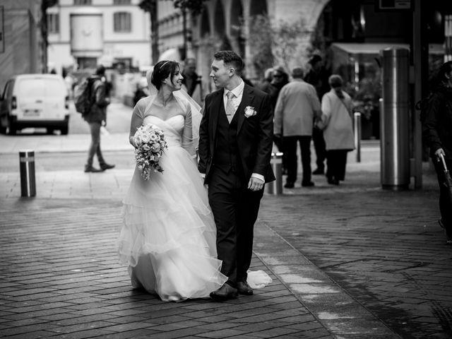 Il matrimonio di William e Nausikaa a Luino, Varese 38