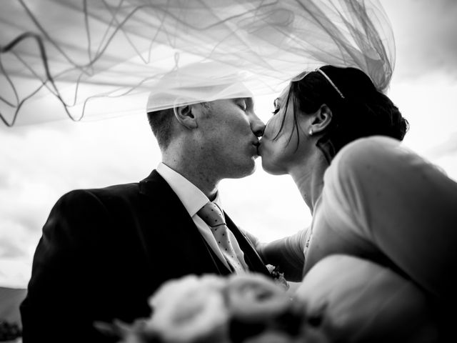 Il matrimonio di William e Nausikaa a Luino, Varese 45