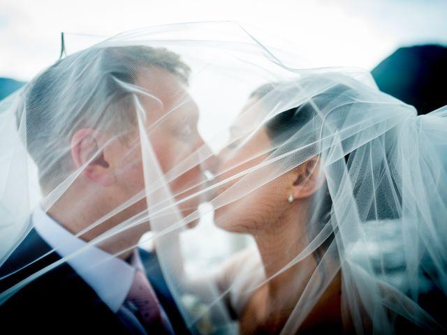 Il matrimonio di William e Nausikaa a Luino, Varese 46