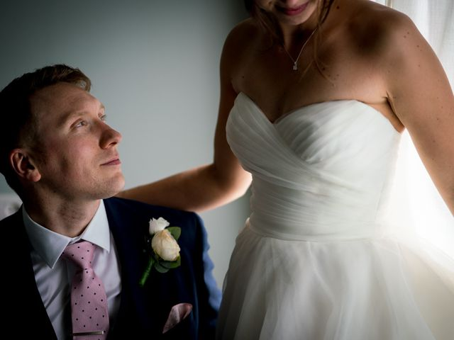 Il matrimonio di William e Nausikaa a Luino, Varese 50