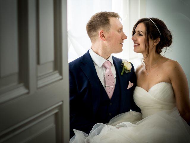Il matrimonio di William e Nausikaa a Luino, Varese 51