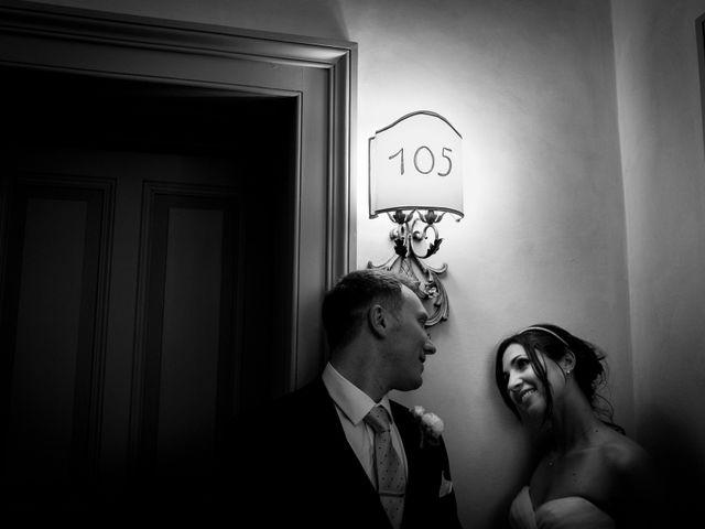 Il matrimonio di William e Nausikaa a Luino, Varese 52
