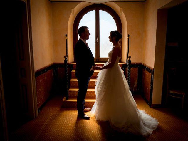 Il matrimonio di William e Nausikaa a Luino, Varese 55
