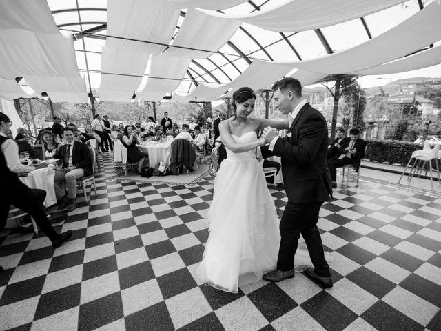 Il matrimonio di William e Nausikaa a Luino, Varese 60