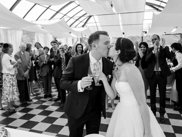 Il matrimonio di William e Nausikaa a Luino, Varese 64