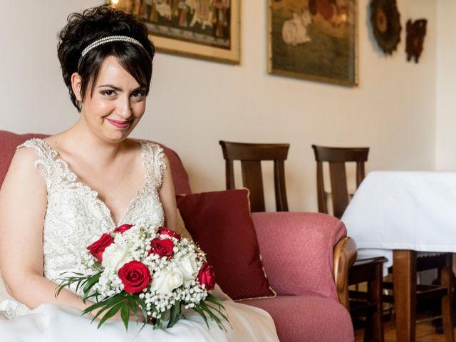Il matrimonio di Massimiliano e Giulia a Cusano Milanino, Milano 26
