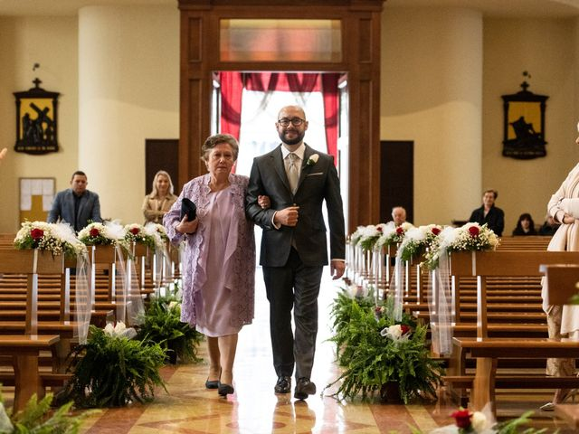 Il matrimonio di Massimiliano e Giulia a Cusano Milanino, Milano 29