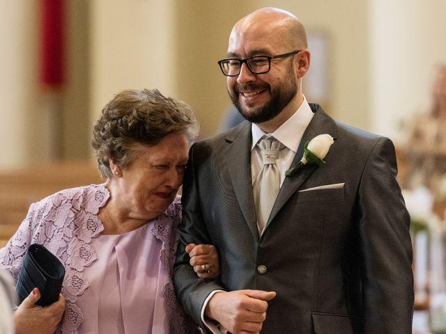 Il matrimonio di Massimiliano e Giulia a Cusano Milanino, Milano 30