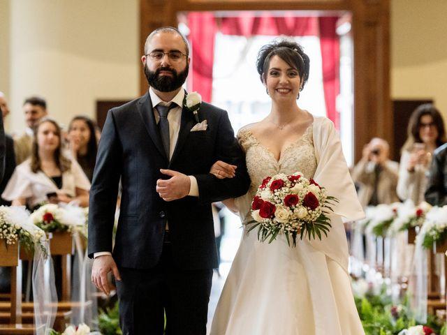 Il matrimonio di Massimiliano e Giulia a Cusano Milanino, Milano 34